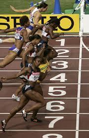 فینیش 100 متر زنان