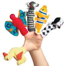 Finger Puppets!