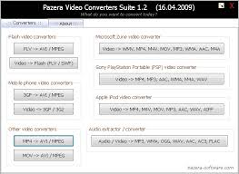 Pazera Video Converters Suite 1.7