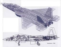 日本正研製先進轟炸機;以YF-23為藍本