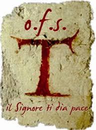 """logo ofs naz Ordine Francescano Secolare, """"Fraternità e Formazione""""   Estate 2009"""