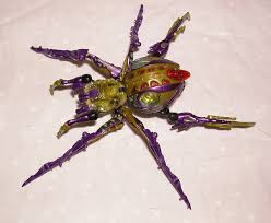 Robot spider crawler