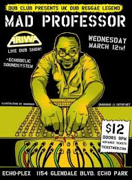 Mad Professor and Friends presale password for concert tickets.