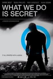WHAT WE DO IS SECRET and BRONSON…  2 amazing biopics!  by COOP