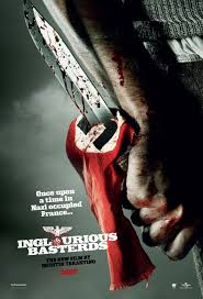 Wacky fun!  That's the best way to describe the new INGLOURIOUS BASTERDS trailer.  by COOP