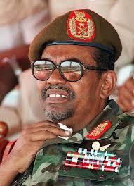 Presiden Omar Al Bashir