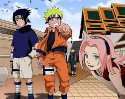 Naruto Ova torneo mixto