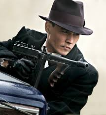 PUBLIC ENEMIES (2009) *** movie review by COOP