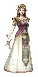Princess Zelda Pzeldafull