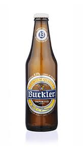 Non-alcoholic beer Buckler is