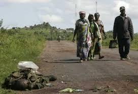 gomaR375 03nov08 Congo, notizie allarmanti: dalla nostra missionaria di Predazzo suor Delia G.