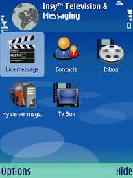 البرنامج الصاروخي 2010 لمشاهدة التلفاز والفيديو للجوالات | Insy Television & Messagin 16avfab