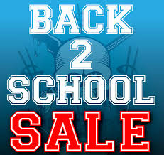 Back to School Bargains and Coupons for Kid's and College
