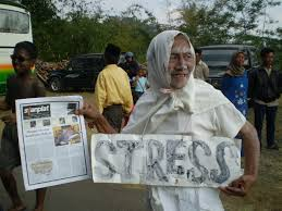 Caleg Stress
