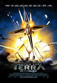 BATTLE FOR TERRA 3-D (2009) ***1/2 movie review by COOP