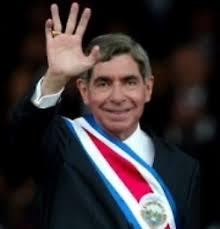Premio Nobel Oscar Arias