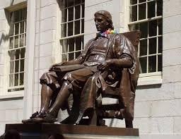 Harvard, open! - Folie passagère n°116 dans ZoNe GaY john-harvard-statue