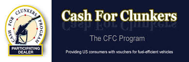 Cash for Clunkers - Car