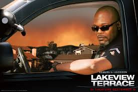 LAKEVIEW TERRACE (2008) **1/2 movie review by COOP