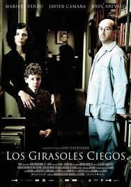 Cartel de la película, Los girasoles ciegos, 2008