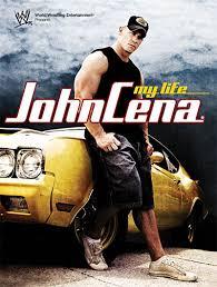 My life  dans films et musiques de john cena 5021123121651