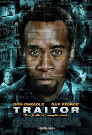 TRAITOR (2008) *** movie review by COOP