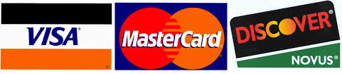 now accepts Discover card