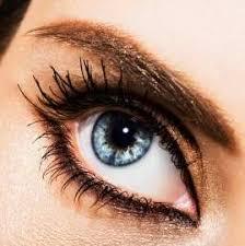 اموزش ارایش چشم گریم چشم میکاپ چشم بزرگ و کشیده کردن چشم با گریم