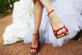 مدل کفش عروس