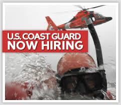 US Coast Guard Now Hiring image