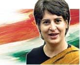 Priyanka gives some 'winning tips' to Congress party workers in Amethi
