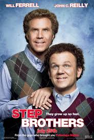 STEPBROTHERS (2008) *** movie review by COOP