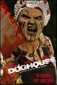 First 10 minutes of the British comedy horror movie DOGHOUSE has me hooked!  by DARK SIDE