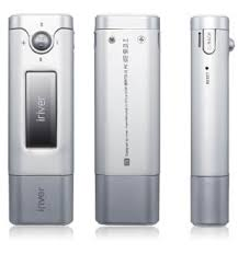 iriver t5 dap 3 view iRiver IRIT5SIL T5 2GB MP3 Player   $32 Shipped