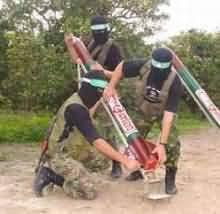سلاح المقاومة Kassam_Rockt