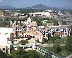 The Hotel Roanoke and Conference Center - Hotels - 110 Shenandoah Ave, Roanoke, Virginia, 24015, USA