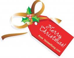 Felicitaciones de Navidad en inglés