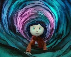 CORALINE (2009) ** movie review by COOP