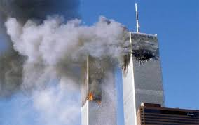 LOGIK der JACHAD (Essener) > 2 Messiasse < Wtc-twin-towers-on-9-11