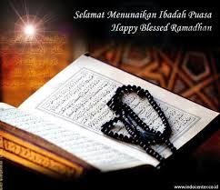 Marhaban Ya Ramadhan...!!