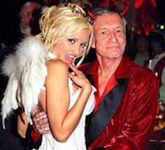 "Hugh Hefner misses ""love of his life"" Holly Madison"