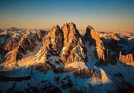 dolomiti Le Dolomiti sono patrimonio dell'umanità.
