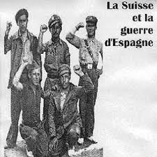 'Suiza y la guerra de España'