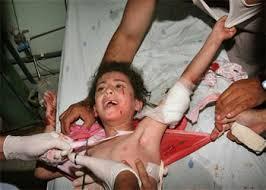 Asesinato de niños en Gaza por parte del ejército iraeslí
