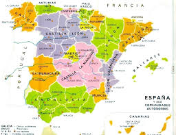 CC.AA. de España