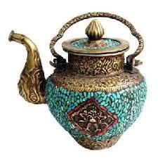5365-tibetan-turquoise-red-coral-teapot-